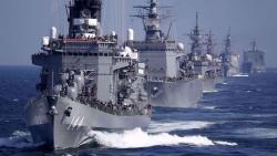 Mỹ, Nhật Bản và Pháp tập trận quân sự chung: Liên thủ đỡ liên minh
