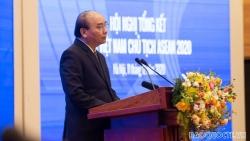 Phát biểu của Thủ tướng Nguyễn Xuân Phúc tại Hội nghị tổng kết Năm Việt Nam Chủ tịch ASEAN 2020