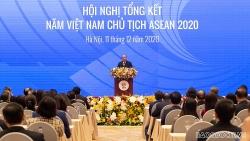 Hội nghị tổng kết năm Việt Nam Chủ tịch ASEAN 2020