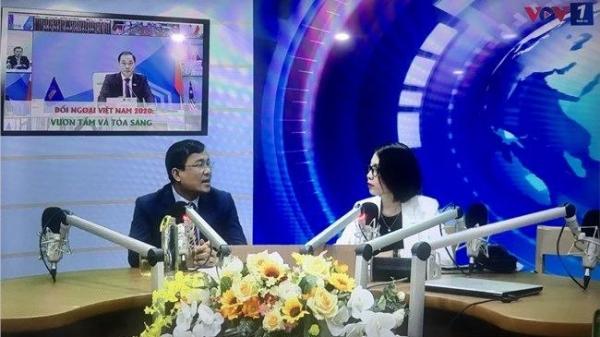 Đối ngoại Việt Nam 2020: Vươn tầm và tỏa sáng