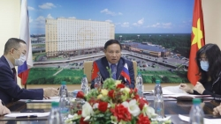 Việt Nam-Nga thảo luận các vấn đề hợp tác kinh tế thương mại trong bối cảnh mới