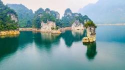 Khu bảo tồn thiên nhiên Na Hang-Lâm Bình: 'Vịnh Hạ Long' ở xứ Tuyên