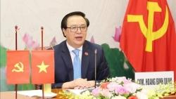 Ban Đối ngoại Trung ương tổ chức hội nghị tổng kết năm 2020 và triển khai nhiệm vụ năm 2021