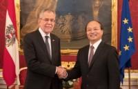 Việt Nam coi trọng quan hệ hữu nghị và hợp tác nhiều mặt với Cộng hòa Áo