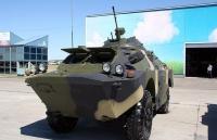 Serbia tiếp nhận 10 xe bọc thép BRDM-2 của Nga