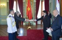 Tạo nền tảng thúc đẩy hơn nữa quan hệ hợp tác toàn diện Việt Nam - Paraguay