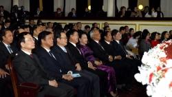 Lễ tổng kết và trao giải Báo chí 75 năm Quốc hội Việt Nam