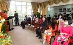 Đầm ấm Tết cộng đồng mừng Xuân Tân Sửu tại Singapore và Trung Quốc