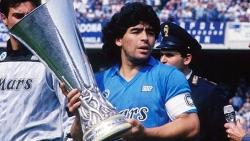 Phim tài liệu về Diego Maradona sẽ phát sóng tại Việt Nam
