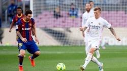 Lịch thi đấu bóng đá hôm nay 10/4: Tâm điểm trận 'Siêu kinh điển' Real Madrid-Barca