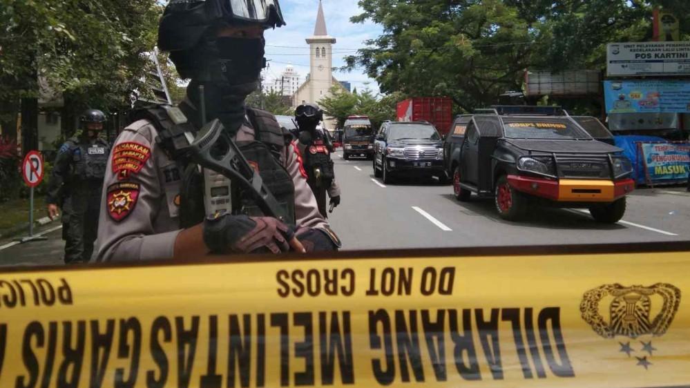 Chiến lược 'con sói đơn độc' nguy hiểm của các tổ chức khủng bố ở Indonesia