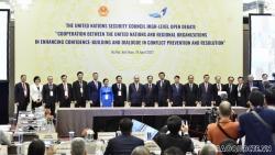 Những dấu ấn, di sản và một Việt Nam trách nhiệm, sẻ chia, gánh vác tại Hội đồng Bảo an