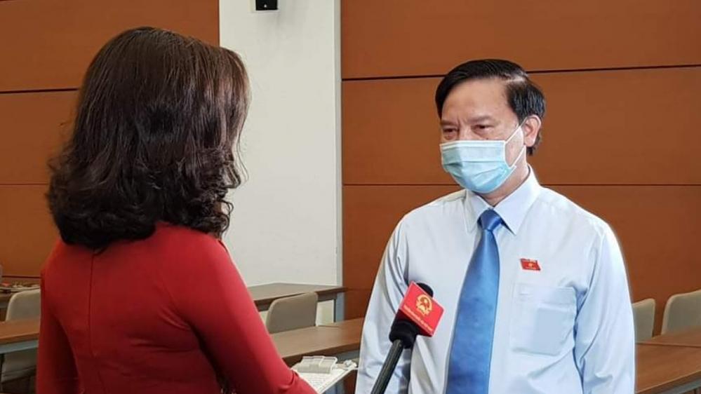 Phó Chủ tịch Quốc hội Nguyễn Khắc Định: Bầu cử diễn ra đúng kế hoạch, không có vấn đề phát sinh