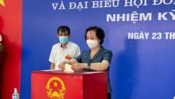 Bộ trưởng Nội vụ Phạm Thị Thanh Trà: Bầu cử đại biểu Quốc hội và HĐND các cấp - một cuộc bầu cử thành công toàn diện