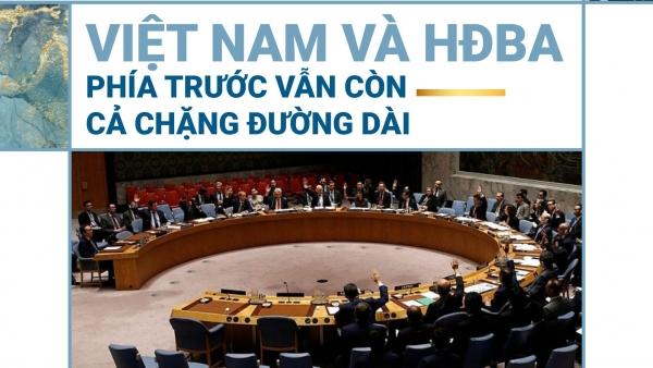 Đại sứ Ngô Quang Xuân: Việt Nam và Hội đồng Bảo an - Phía trước vẫn còn cả chặng đường dài