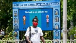 Cuba ghi nhận số ca mắc Covid-19 hàng ngày ở mức cao