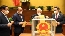 Lãnh đạo các nước Lào, Trung Quốc gửi điện chúc mừng Lãnh đạo Nhà nước, Chính phủ, Quốc hội Việt Nam