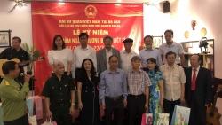 Người Việt tại Ba Lan kỷ niệm 74 năm Ngày thương binh liệt sỹ