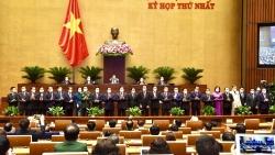 Kỳ họp thứ Nhất, Quốc hội khóa XV: Khí thế mới từ Kỳ họp đầu tiên