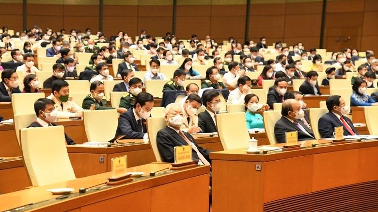 Chủ tịch Quốc hội Vương Đình Huệ: Thành công kỳ họp là sự khởi đầu tốt đẹp cho nhiệm kỳ mới