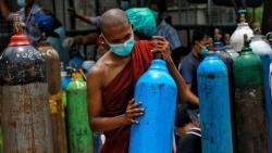 Covid-19 ở Myanmar: Cuối tháng 8 đạt đỉnh dịch, ánh sáng nào ở cuối đường hầm?