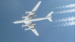 Anh điều động máy bay chiến đấu 'chặn' hai máy bay săn ngầm Tu-142 của Nga