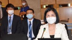 Khóa họp lần thứ 45 Hội đồng Nhân quyền LHQ: Việt Nam cam kết bảo vệ quyền con người trong đại dịch Covid-19