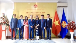 Đại sứ quán Việt Nam tại Myanmar tổ chức trọng thể Lễ kỷ niệm 76 năm Quốc khánh 2/9