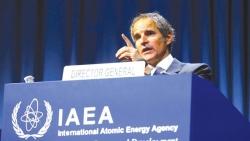 IAEA: Iran không có đủ uranium làm giàu để chế tạo bom hạt nhân