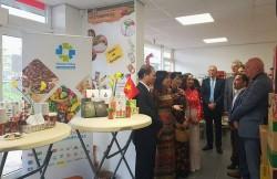 Tuần hàng Việt Nam tại Hà Lan: Thúc đẩy tiêu dùng hàng Việt, nâng cao thương hiệu quốc gia