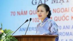 Giao lưu hữu nghị kỷ niệm 70 năm thiết lập Quan hệ ngoại giao Việt Nam-Romania