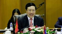 Phó Thủ tướng, Bộ trưởng Ngoại giao Phạm Bình Minh thăm chính thức CHDCND Lào