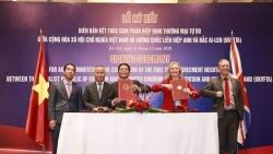 UKVFTA có ý nghĩa to lớn và thiết thực với cả Việt Nam và Vương quốc Anh