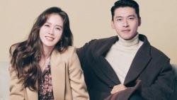 Hyun Bin bối rối khi được hỏi về người yêu Son Ye Jin