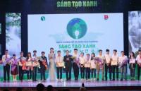Phát động Giải thưởng Sáng tạo xanh năm 2018