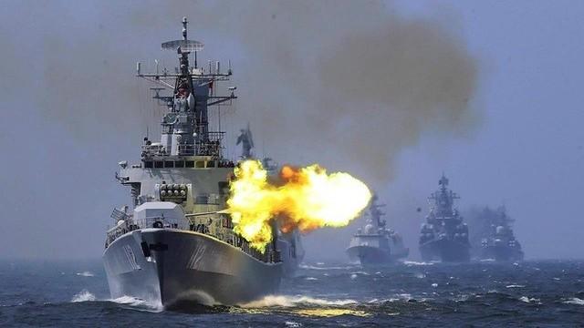 Trung Quốc tập trận bắn đạn thật giữa lúc tàu Mỹ tuần tra Biển Đông