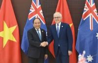 Thủ tướng thăm Australia, New Zealand: Đối tác chiến lược và CPTPP