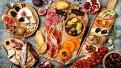 Italy giao lưu, quảng bá ẩm thực tại Việt Nam