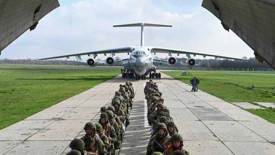 Nếu cuộc chiến Nga-Ukraine bùng nổ