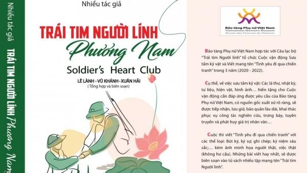 Ra mắt cuốn sách 'Trái tim người lính Phương Nam'