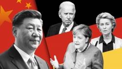 Kiên trì Hiệp định đầu tư với Trung Quốc, bà Merkel 'nhận quả đắng'?
