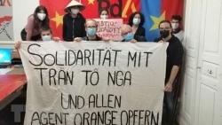 Đảng Lao động Thụy Sỹ bày tỏ sự đoàn kết với nạn nhân dioxin Việt Nam