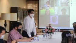 Phổ biến thông tin về Bầu cử Quốc hội khóa XV và HĐND các cấp nhiệm kỳ 2021 - 2026 tại Philippines