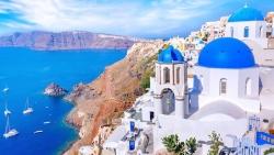Hy Lạp chính thức mở cửa trở lại cho khách du lịch