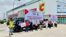 Tiếp sức cho tuyến đầu chống dịch Covid-19 tại Bắc Giang và Vĩnh Phúc