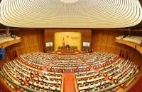 Tuần này, Quốc hội biểu quyết về sân bay Long Thành
