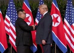 Cuộc gặp thượng đỉnh Mỹ-Triều đầu tiên: Hai năm nhìn lại