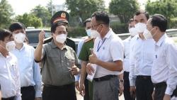 Thủ tướng làm việc với lãnh đạo TP. Hồ Chí Minh về công tác phòng, chống dịch