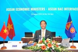 Bộ trưởng Kinh tế ASEAN tham vấn với Hội đồng tư vấn kinh doanh ASEAN