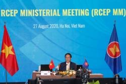 ASEAN thúc đẩy ký kết Hiệp định RCEP vào cuối năm 2020